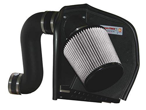 aFe Power Magnum FORCE 51-10412 Dodge Diesel Trucks 03-07 L6-5.9L (td) Performance Intake System (Dry, 3-Layer Filter)