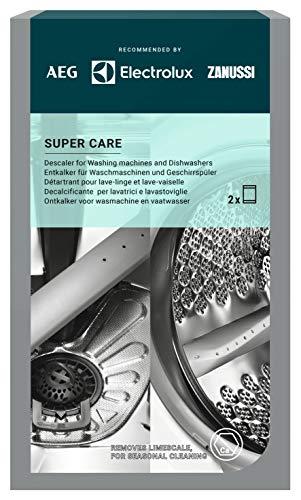AEG M3GCP300 - Descalcificador para lavadoras y lavavajillas, 2 unidades