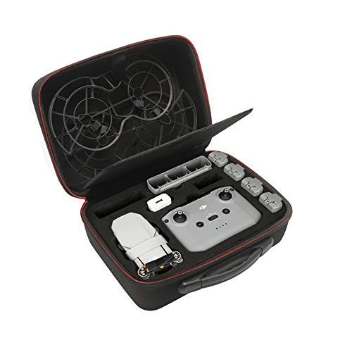 Okima Custodia per DJI Mini 2 – Custodia da viaggio impermeabile portatile adatta per DJI Mini 2 Quad-Copter, batterie 4 X, telecomando, stazione di ricarica, elica e altri accessori