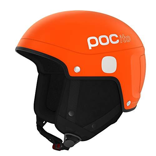POC Skihelm POCito Skull Light, Orange (Fluorescent Orange), Medium/Large, PC101509050M-L1