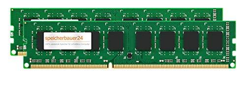 8GB Arbeitsspeicher (2X 4GB RAM Kit) - 240pin DIMM DDR3 1600MHz - passend für Asus Workstation/Desktop P8H67 P8H67-V P8H67-M P8H67-M LE P8H67-M PRO - RAM-Upgrade