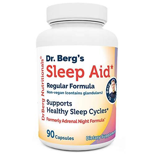Dr. Berg Sleep Aid Regular Formula – All Natural...