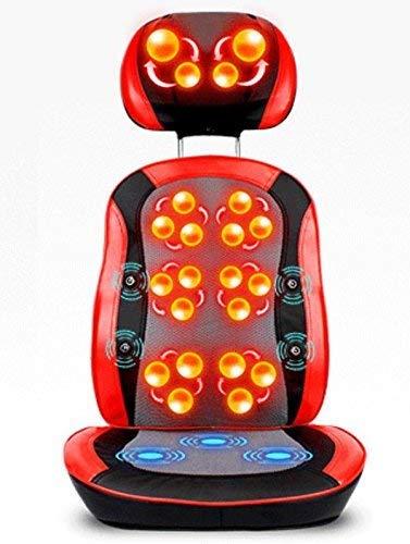 WYBD.Y Gute qualität elektrische Massage Stuhl pad mit wärme (hüfte DREI vibrationsmotoren rücken magnetfeldtherapie)