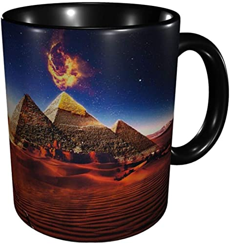 Assassins Creed Origins Keramik-Kaffeetasse, Teetassen, Kaffeetassen für Freunde, Familie, Trinkbecher für Frauen und Männer, Geburtstagsgeschenk für Kaffeeliebhaber, 325 ml