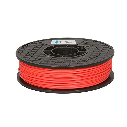PLA-filament voor 3D-printer Silhouette ALTA - ROOD