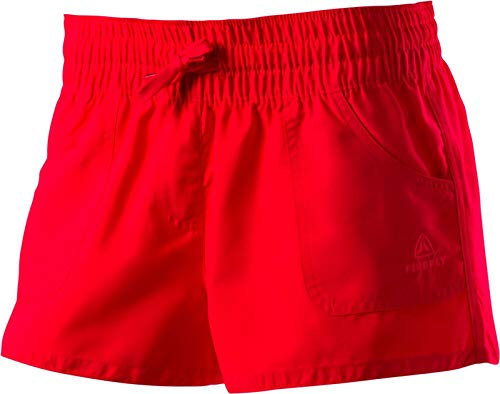 Firefly Damen Barbie II Badeshorts, Red Light, 38