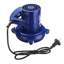 NGHSDO Souffleur 600W 220V électrique Portable Blower Ordinateur collecteur de poussière Ventilateur Aspirateur…