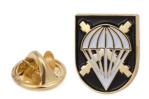 Gemelolandia | | Pin de Traje Brigada Paracaidista BRIPAC | Complementos Originales de Hombres y Niños Para Chaquetas, Americanas o Jerséis | Detalles Para Regalos