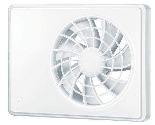 Abluftventilator iFan - mit intelligenter Elektronik, verfügt über Timer, Hygrostat, Drehzahlregler und Fernbedienung