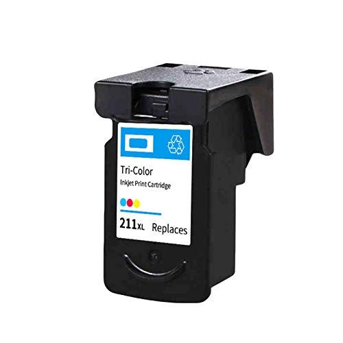 SXCD PG210 CL211 Cartuchos de Tinta para Canon PIXMA IP 2700 MP 230 270 480 490 MX 210 320 330 420, reemplazo de Alto Rendimiento Impresora de Tinta Cartuchos de impresor Color