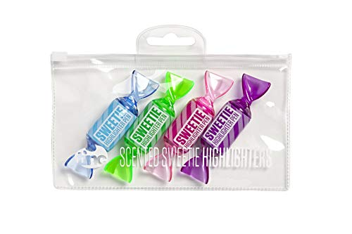 Tinc Sweetie Scented Highlighter Pens- Pack of 4