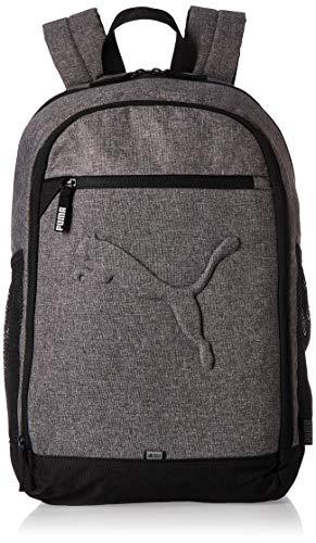 PUMA Buzz Backpack Mochila, Niños, Gray (Gris), Talla Única