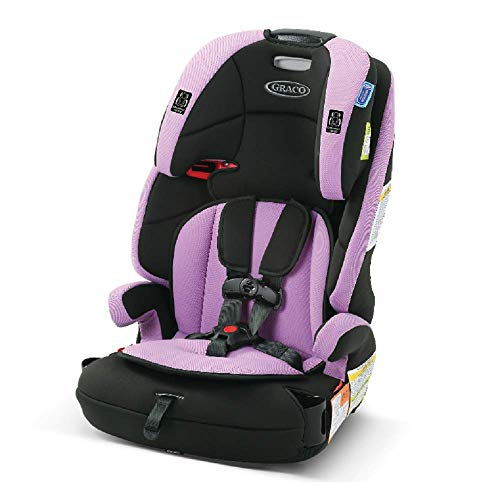 Why Choose Graco Wayz 3-in-1 Harness Booster Car Seat, Marley