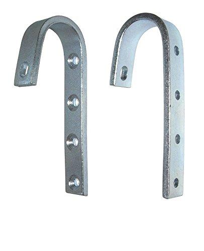 Einhängehaken für Anlegeleitern (2 Stück)