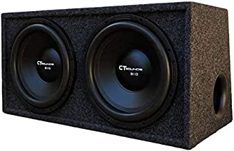 ct sounds subwoofer box