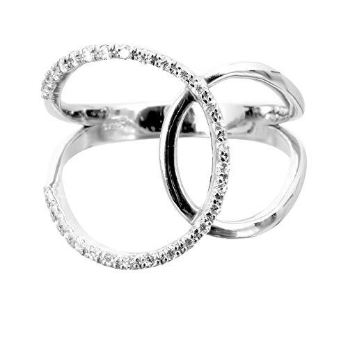 [ココカル]cococaru ダイヤモンド リング プラチナ900 ファッションリング 品質保証書 金属アレルギー 日本製(11)