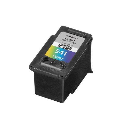 1 cartucho de tinta original Canon CL 541 CL541 CL-541 5227B005 color para Pixma MX 515.