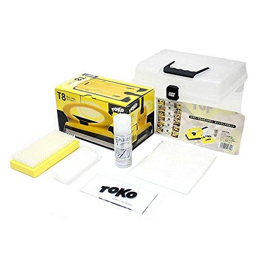 TOKO(トコ) スキー スノーボード メンテナンス用 ワックス T8ワクシングセット 6007020