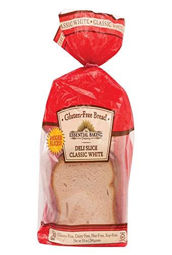 Essential Baking Company, Bread Deli Classic White Gluten Free, 10 Ounce