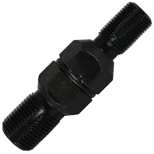 2 in 1 Zündkerzengewinde Reinigungswerkzeug M14x1.25 + M18x1.5 Gewindereiniger (Motor-Instandsetzung Werkzeug)