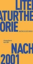 Literaturtheorie nach 2001: 163