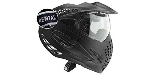 Dye Goggle SE Rental Thermal Maske, Schwarz, One Size