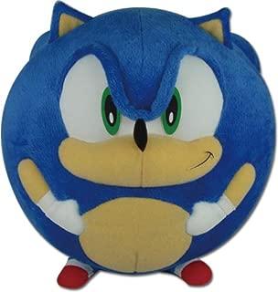 Great Eastern Entertainment Sonic The Hedgehog -Sonic Ball Plush 8