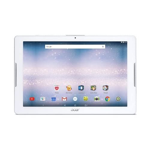 Amazon.com : Acer 10.1in Tablet MediaTek MT8163 Quad-Core 1.30GHz, 1GB Ram,  32GB Flash Android (Renewed) : Computers & Accessories