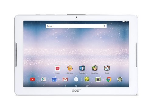 Acer 10.1in Tablet MediaTek MT8163 Quad-Core 1.30GHz, 1GB Ram, 32GB Flash Android (Renewed)