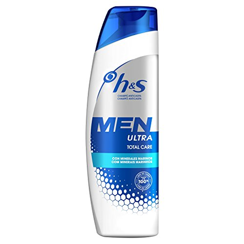 Head & Shoulders Men Ultra Total Care Champú Anticaspa -