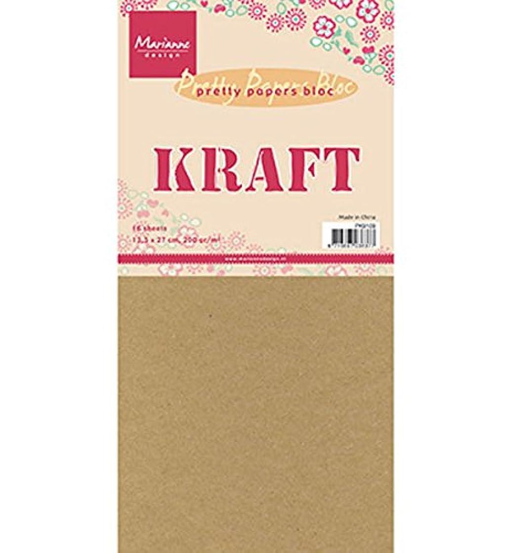 Marianne Design Kraft Paper