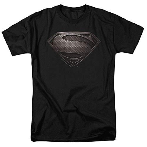 Camiseta Superman Man of Steel Movie Shields XX-Large