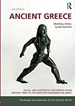 Ancient Greece: Social and Historical Documents from Archaic Times to the Death of Alexander the Great (Routledge Sourcebooks for the Ancient World)