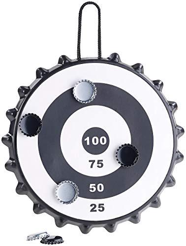 Playtastic Jeu de fléchettes magnétique pour Capsules de Bou