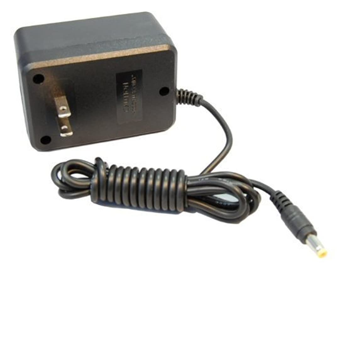 HQRP AC Adapter for DOD FX7 FX-7 Guitar FX Processor Preamp Multi-Effects Power Supply Cord Transformer + Coaster