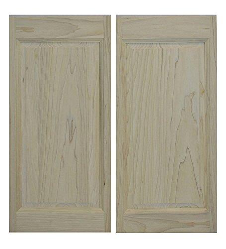 Hardwood Cafe Doors Will be Custom Made to fit Your Door Opening Size Between 24
