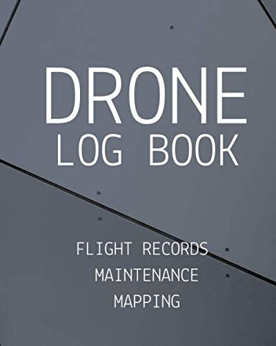 """DRONE LOG BOOK: ULTIMATE EDITION 