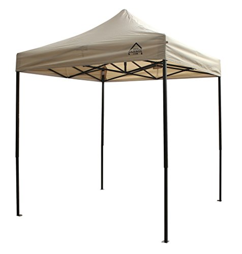 All Seasons Gazebos , Heavy Duty, Full Waterproof, PVC Coated Premium Pop Up Instant 2x2m Gazebo With Carry Bag