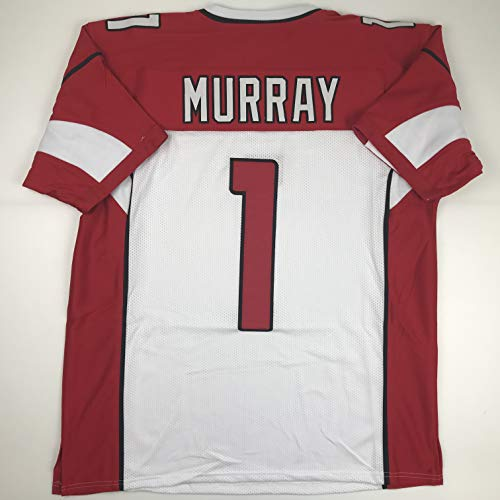 Unsigned Kyler Murray Arizona White Custom Stitched Football Jersey Size Men's XL New No Brands/Logos