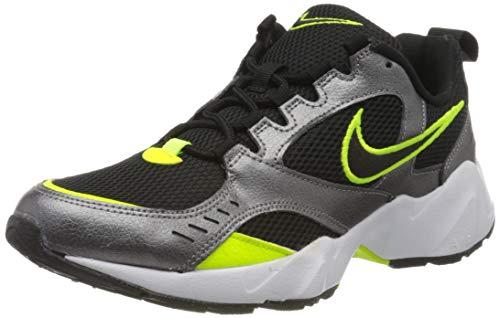 Nike Air Heights, Zapatillas de Running para Hombre, Nero Black Volt Mtlc Dk Grey White 006, 42 EU