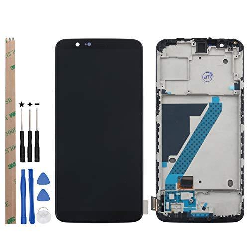 YHX-OU - Pantalla táctil LCD de Repuesto para OnePlus 5T de 6,1