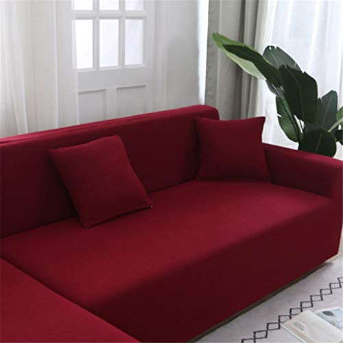 PPDD Thicken Jacquard Stof Sofa Hoezen Hoge Stretch All-inclusive sofa protector Anti-slip Ademende L vorm sofa slipcover voor Chaise longue Hoekbank etc