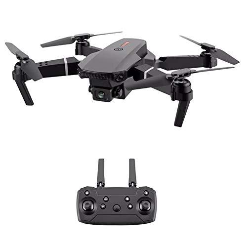Jiacheng29_ Drone E88 con Cámara Dual 4k HD 1080P WiFi FPV Preservación De Altura RC Quadcopter Flycam De Largo Alcance De Control para Principiantes C 1