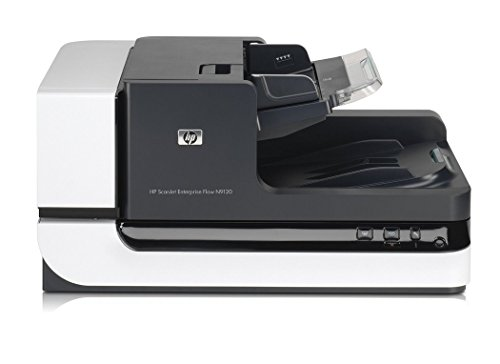 HP ScanJet Enterprise Flow N9120 Flatbed OCR Scanner 3d barcode scanner