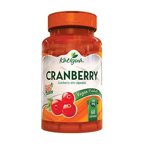 Cranberry 60 Cápsulas de 500mg, Katiguá