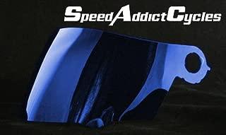 Suomy Spec-1R / Extreme / Apex / Excel Blue Iridium Shield