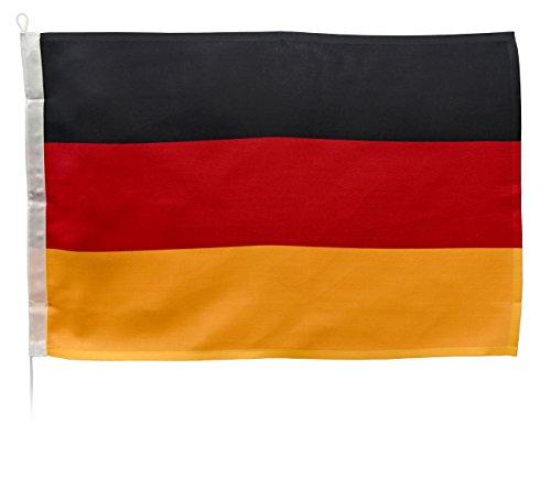 YACHTICON Deutschlandflagge, Größe:40 x 60 cm