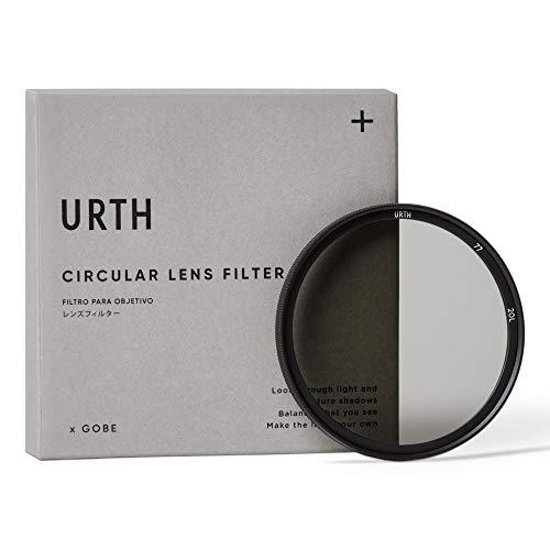 Urth x Gobe 77 mm Polfilter (Polarisationsfilter) CPL Filter (Plus+)
