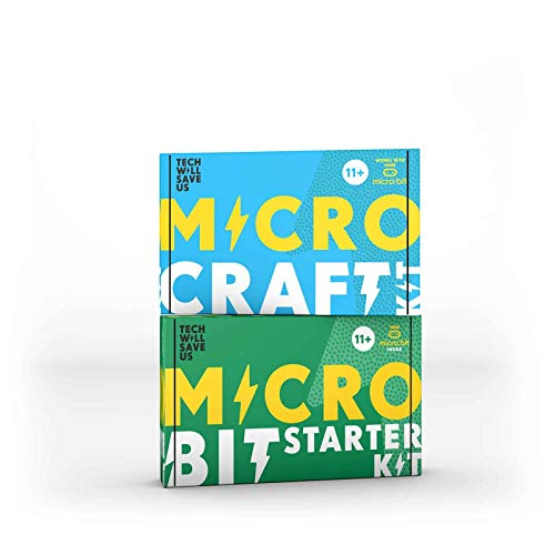 Product Image of the Tech Will Save Us Micro:Craft Bundle | BBC Microbit Educational STEM Craft...
