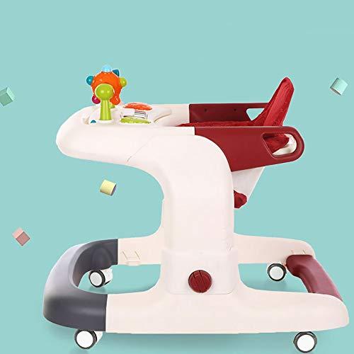 FHOMDOD Balancen-Fahrrad Babies Can Ride A und Laufen Lernen EIN Gefühl der Balance zu erhalten.Die Spielzeug-Baby-Walker ist eine Gute Wahl for Kinder. (Color : B)